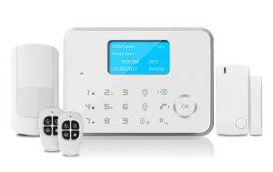 Burgler Alarm System