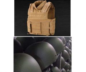 Bullet Proof Jacket / Bullet Proof Helmet