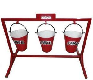 Fire Bucket Stands